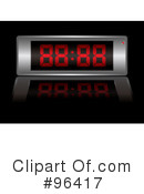 Alarm Clock Clipart #96417 by michaeltravers
