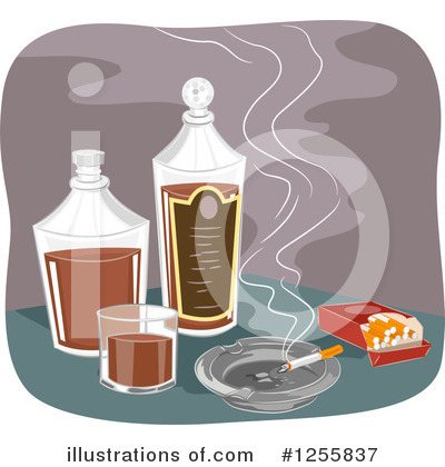 Tobacco Clipart #1255837 by BNP Design Studio