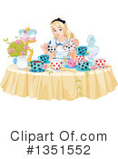 Alice Clipart #1351552 by Pushkin