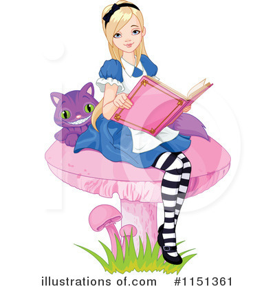 Reading Clipart #1151361 by Pushkin