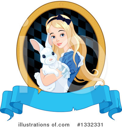 Rabbit Clipart #1332331 by Pushkin