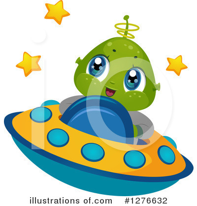 Ufo Clipart #1276632 by BNP Design Studio