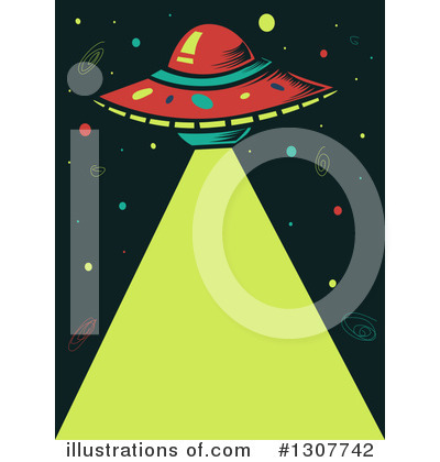 Alien Clipart #1307742 by BNP Design Studio