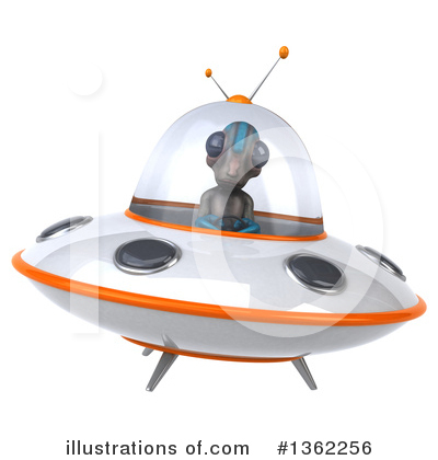 Alien Clipart #1362256 by Julos
