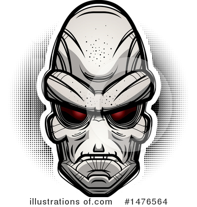 Aliens Clipart #1476564 by Cory Thoman