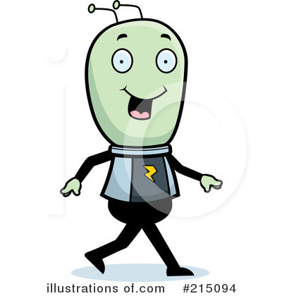 Aliens Clipart #215094 by Cory Thoman