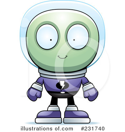 Aliens Clipart #231740 by Cory Thoman