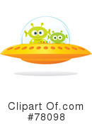 Aliens Clipart #78098 by Qiun