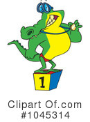 Alligator Clipart #1045314