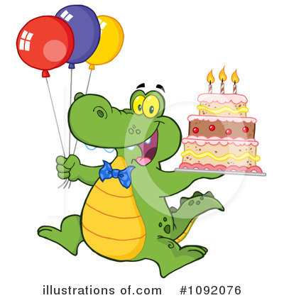 Party Clipart #1092076 by Hit Toon
