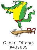 Alligator Clipart #439883