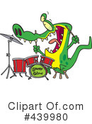 Alligator Clipart #439980