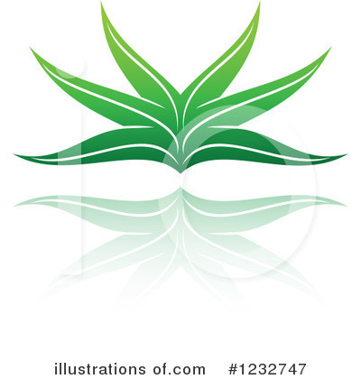 Leaves Clipart #1232747 by Vector Tradition SM