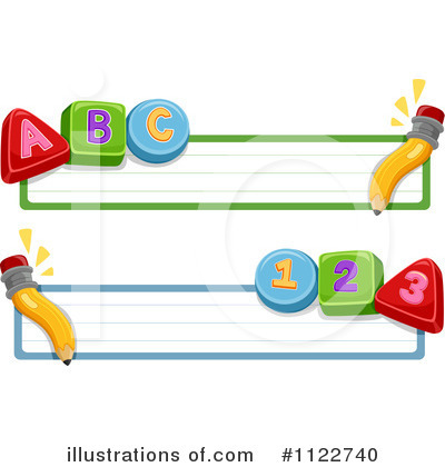 Web Site Banners Clipart #1122740 by BNP Design Studio