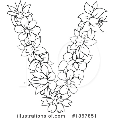 Abc Clipart #1367851 by Vector Tradition SM