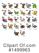 Alphabet Clipart #1499963 by AtStockIllustration