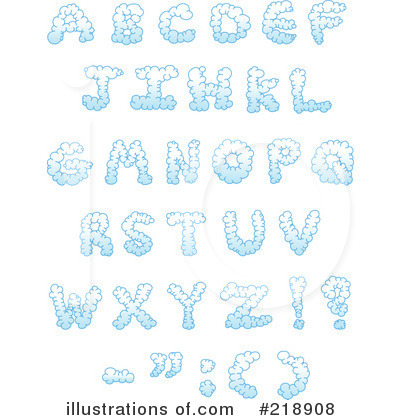 Letters Clipart #218908 by yayayoyo
