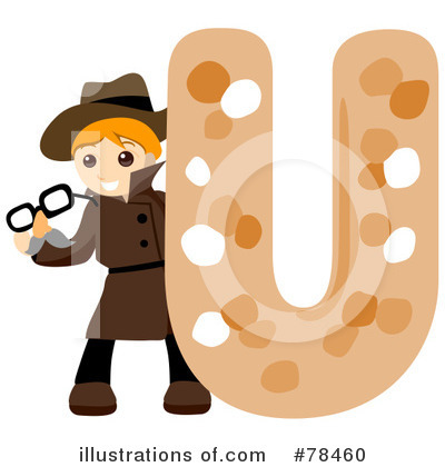Alphabet Kid Letter Clipart #78460 by BNP Design Studio