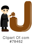 Alphabet Kid Letter Clipart #78462