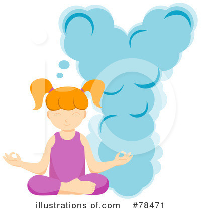 Yoga Clipart #78471 by BNP Design Studio