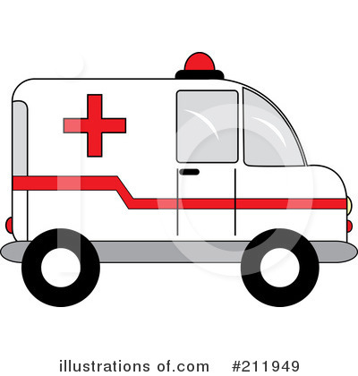 Paramedics Clipart #211949 by Pams Clipart