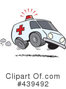 Ambulance Clipart #439492 by toonaday