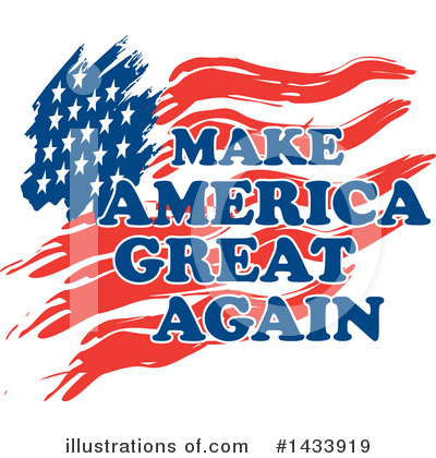Royalty-Free (RF) America Clipart Illustration by Johnny Sajem - Stock Sample #1433919