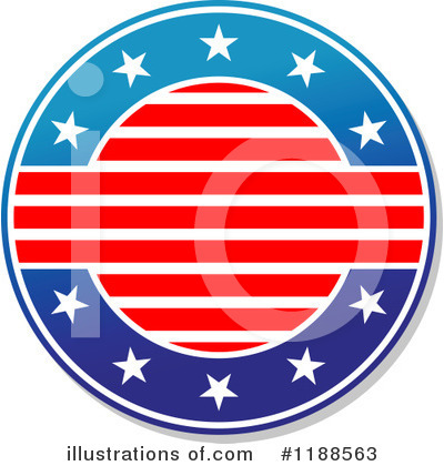 Americana Clipart #1188563 by Vector Tradition SM