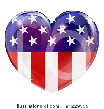 Flag Clipart #1229559 by AtStockIllustration