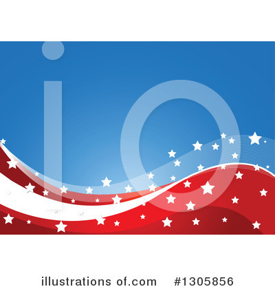 Fourth Of July Clipart #1305856 by Pushkin
