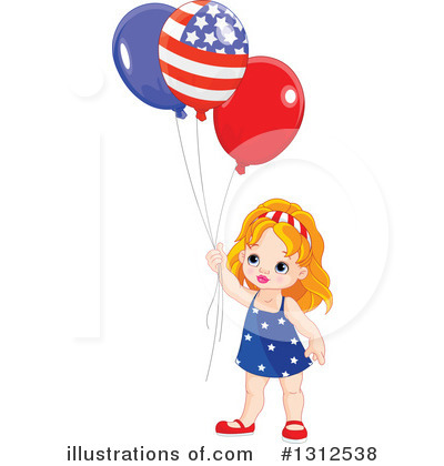 Party Balloons Clipart #1312538 by Pushkin