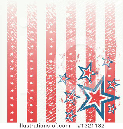 Fourth Of July Clipart #1321182 by Pushkin