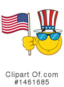 American Clipart #1461685 by Hit Toon