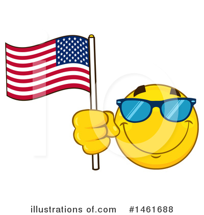 Emoji Clipart #1461688 by Hit Toon