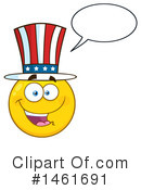 American Clipart #1461691 by Hit Toon
