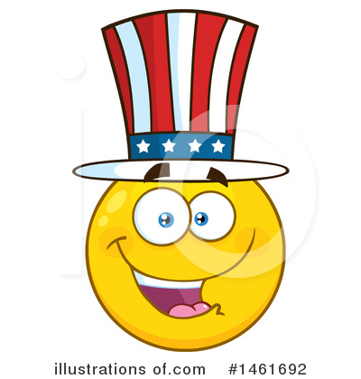 Emoji Clipart #1461692 by Hit Toon