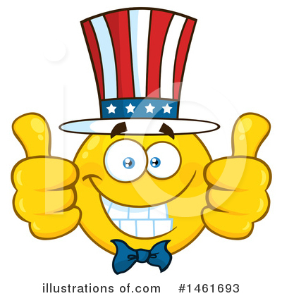 Emoji Clipart #1461693 by Hit Toon