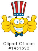 American Clipart #1461693 by Hit Toon