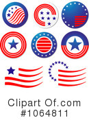 American Elements Clipart #1064811 by Vector Tradition SM