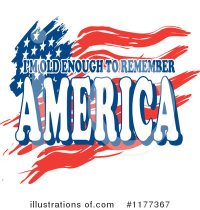 America Clipart #1177367 by Johnny Sajem