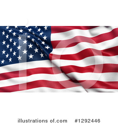 Flag Clipart #1292446 by stockillustrations