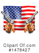 American Flag Clipart #1478427