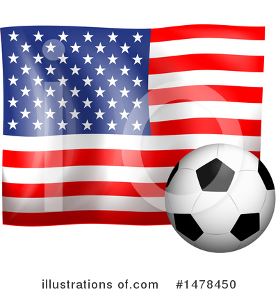 Soccer Clipart #1478450 by Graphics RF