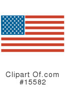 American Flag Clipart #15582