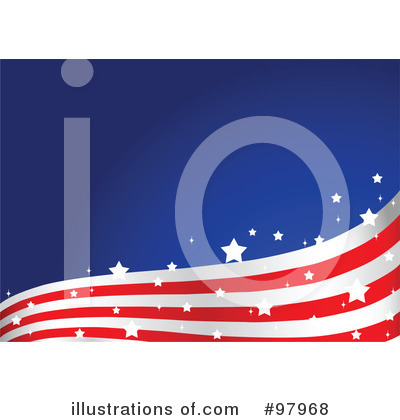 Fourth Of July Clipart #97968 by Pushkin