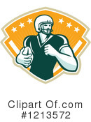 American Football Clipart #1213572