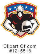 American Football Clipart #1215516