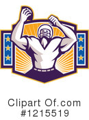 American Football Clipart #1215519
