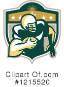 American Football Clipart #1215520