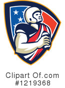 American Football Clipart #1219368
